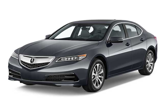 Hudson Valley Airport Car Service Midsize Luxury Acura Sedan