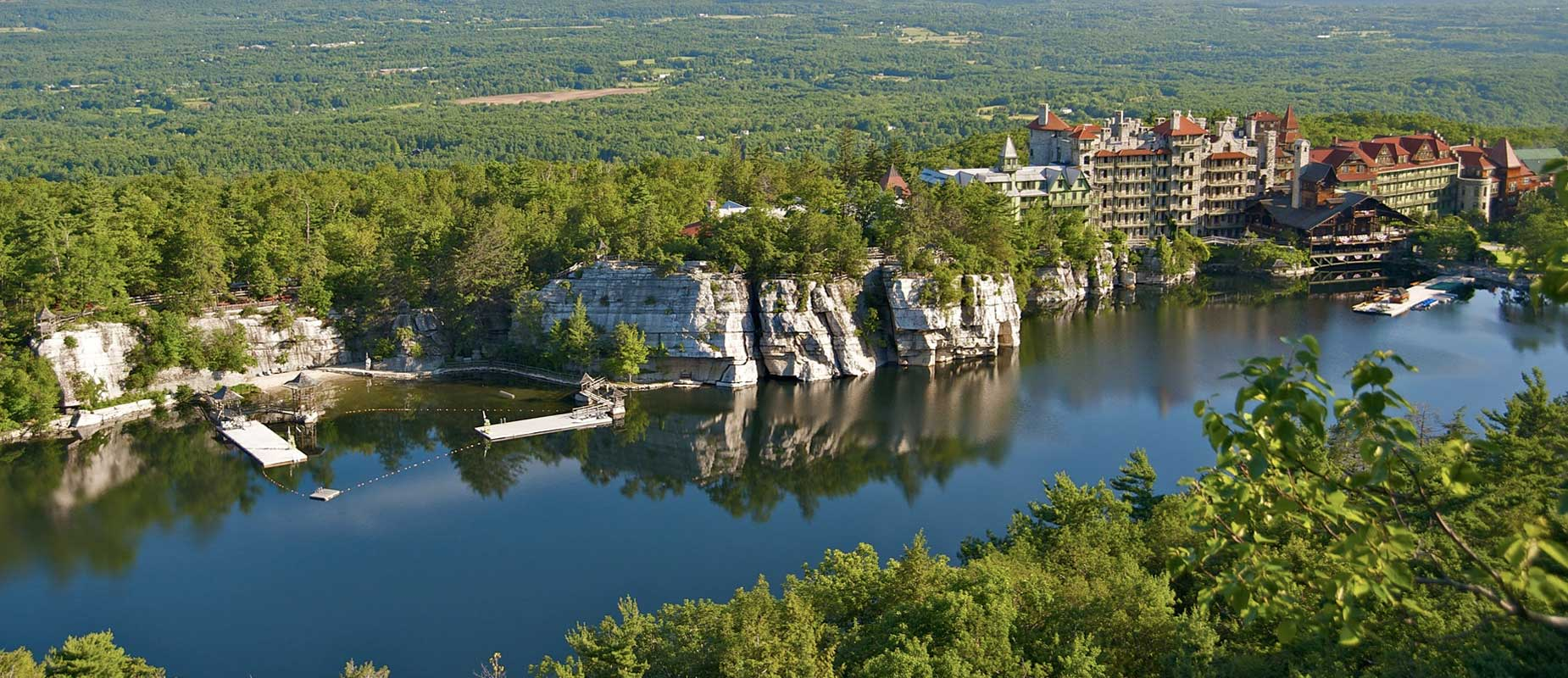 Mohonk Mountain House Taxi Airport New Paltz, NY